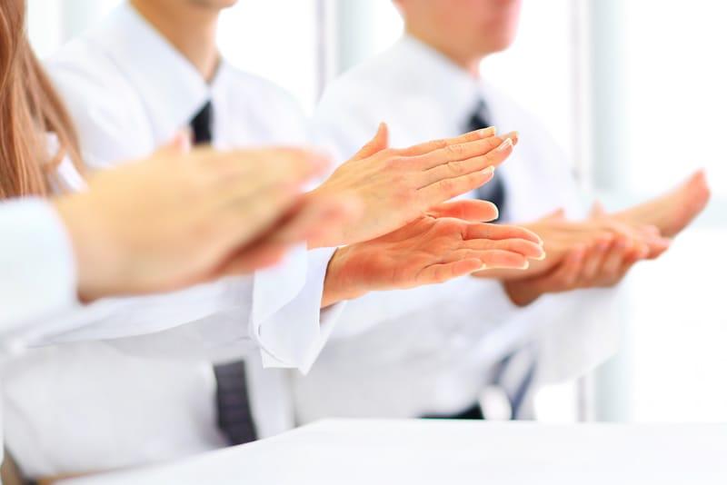 [表彰式]管理部門の表彰って何を評価基準にすればいいの?