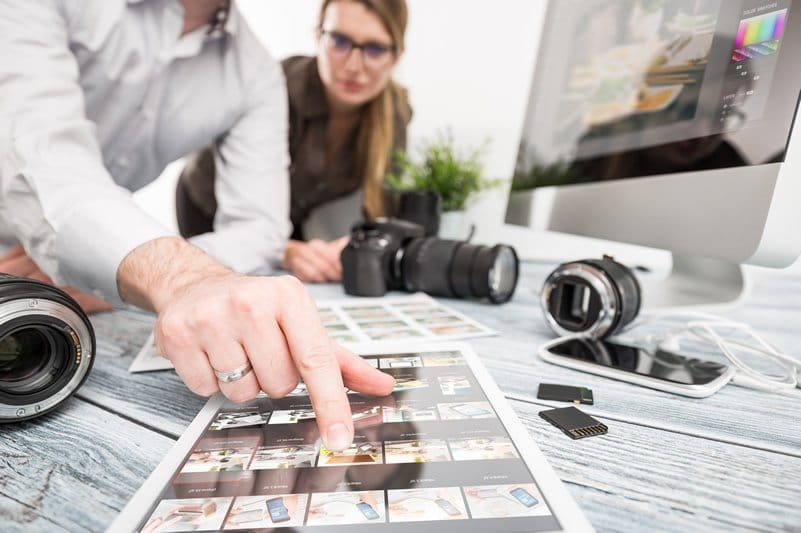 プロの動画製作は「カット割り」が違う!主な種類と効果