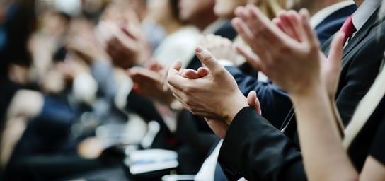 IT総合サービス企業広告技術系本部第一回社員総会