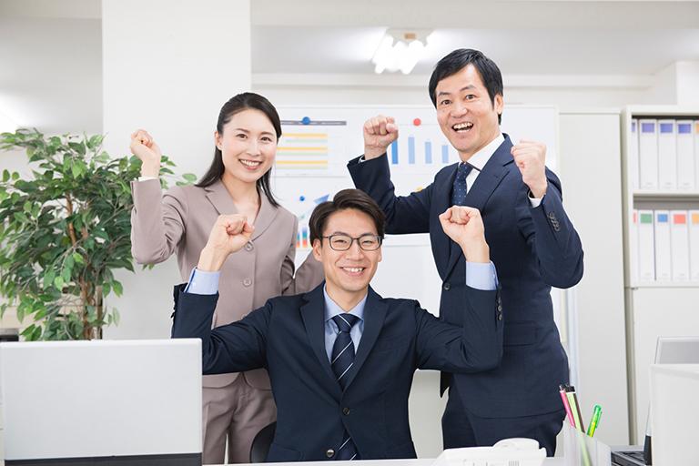 社員が喜ぶ社員総会を作っていきましょう。